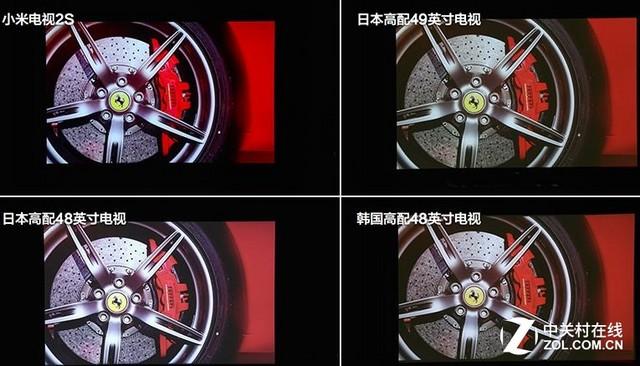超薄曲面+顶尖视听 小米电视3S全国首测
