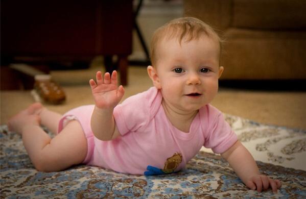 如何辨认宝宝身上小斑点