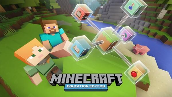 微软宣布11月1日推《我的世界:教育版》