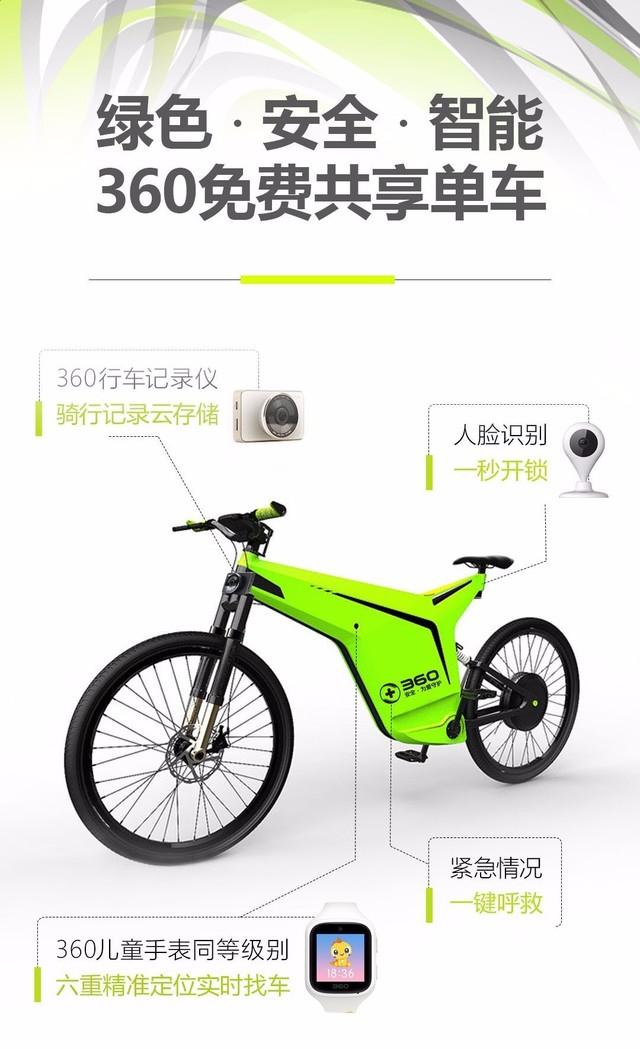 共享单车激烈乱斗 360今天宣布正式加入