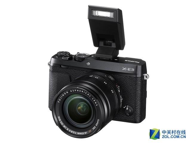 性能全面升级 富士发布X-E3无反相机