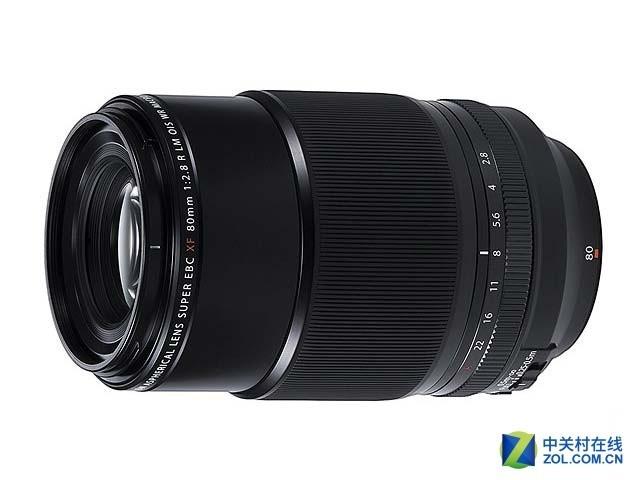 微距新选择 富士发布XF 80mm F2.8镜头