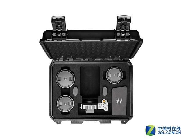还是买不起 哈苏提供X1D三镜头实惠套装