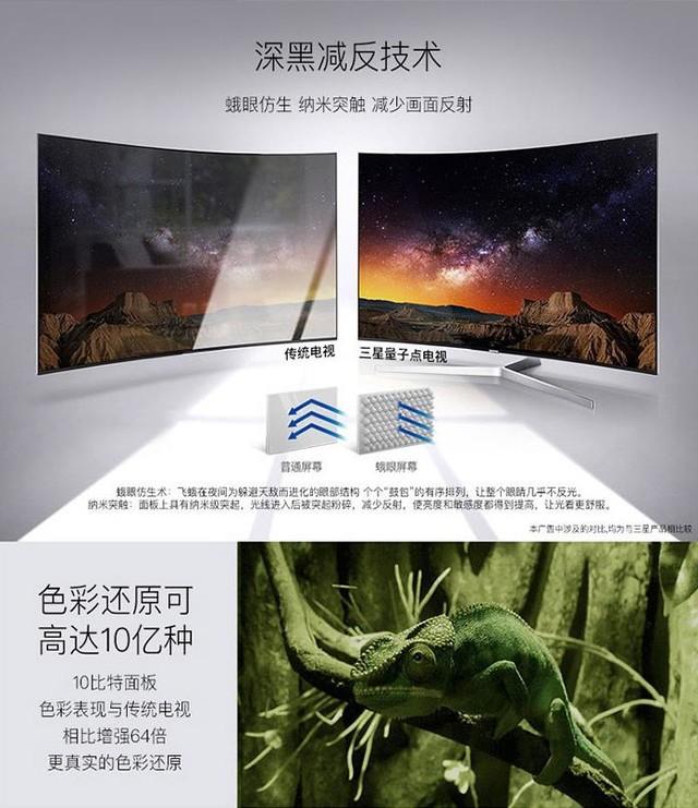 刷新色彩亮度定义 三星55吋旗舰TV13699