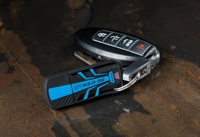 金士顿DTR30 G2防水抗震闪存盘