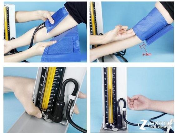 高压病不可小觑 血压计呵护家人健康