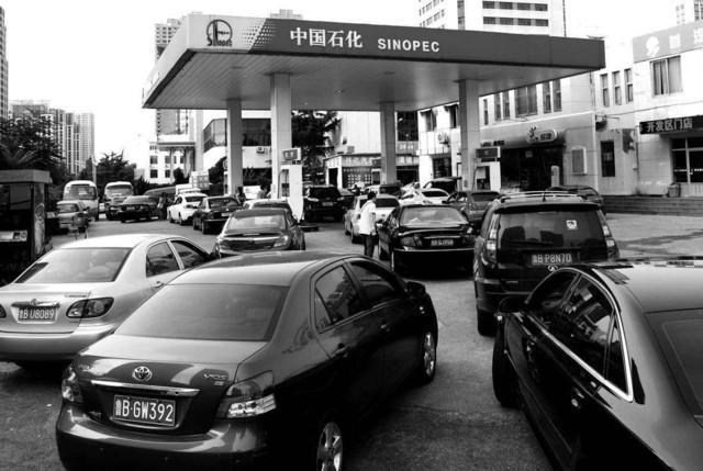 智慧城市:全国首个微信智慧加油站落地