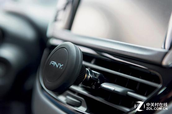 PNY车载手机磁性座 让你车途不乏困