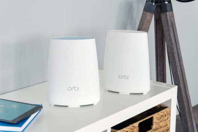 覆盖大小随心组合 网件Orbi再推新品