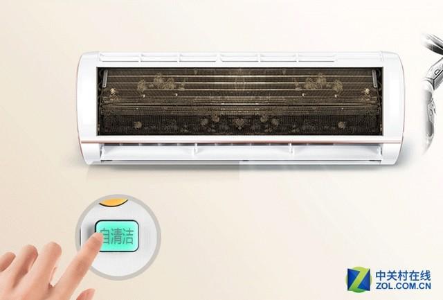 快速制冷还省电!海尔1.5P变频空调京东钜惠