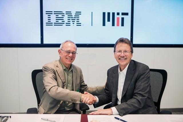 投资2.4亿美元 IBM联手MIT建人工智实验室