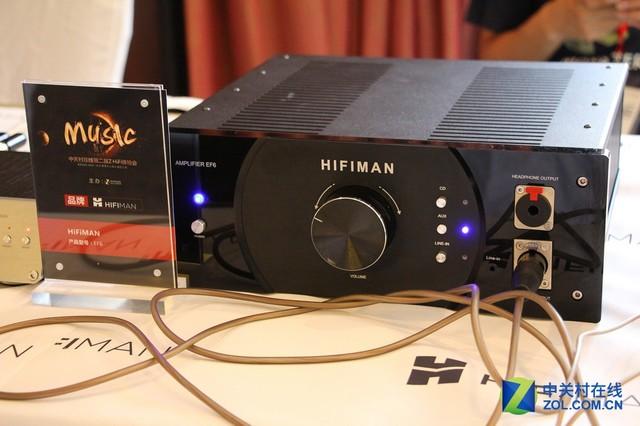 Z·HiFi试听会 HiFiMAN展台产品很抢眼