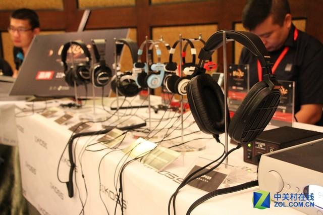 Z·HiFi试听会 KOSS携经典耳机产品亮相