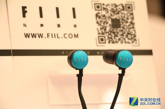 Z·HiFi试听会 汪峰Fiil耳机展台最闪亮