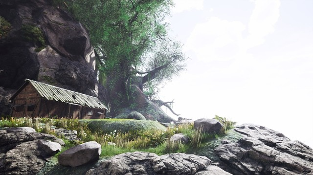 有点期待! 玩家用虚幻4重制《仙剑4》