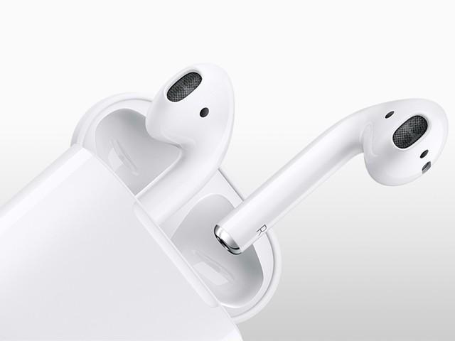 苹果AirPod 2已经在路上:首款智能耳机将问世