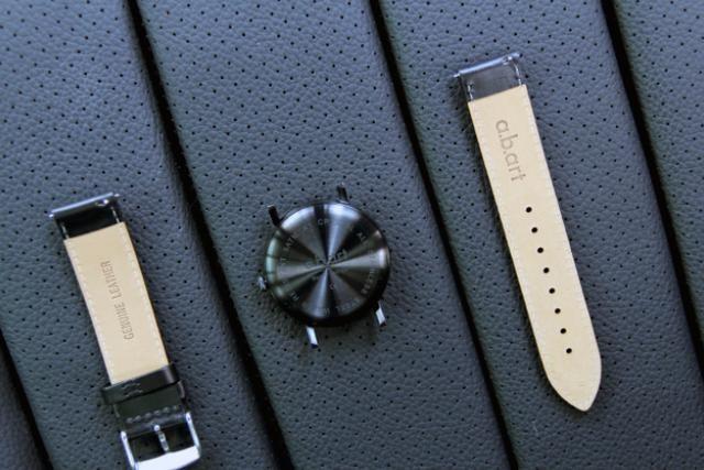 智能手表正确方向 a.b.art One时尚腕表