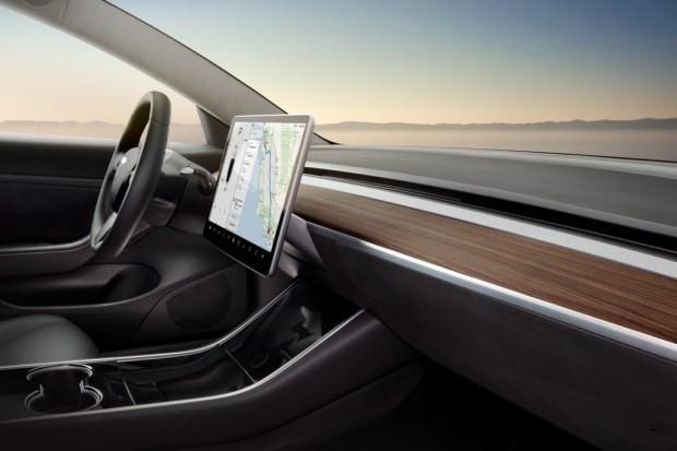 特斯拉Model 3 23.58万元起 明年将入华