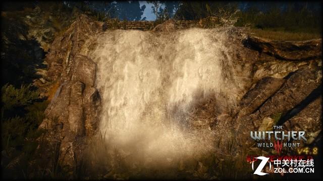 《巫师3》全新高清Mod 细节更加真实