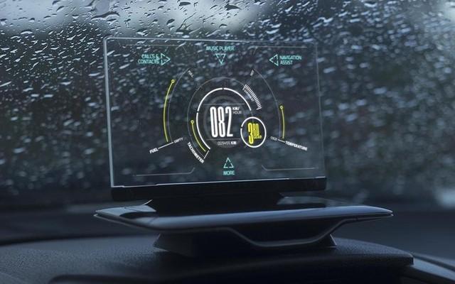 exploride 汽车智能抬头透明显示器_其他智能电子
