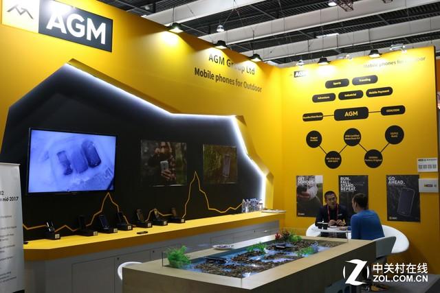 AGM户外手机参展MWC:多款旗舰惊艳亮相
