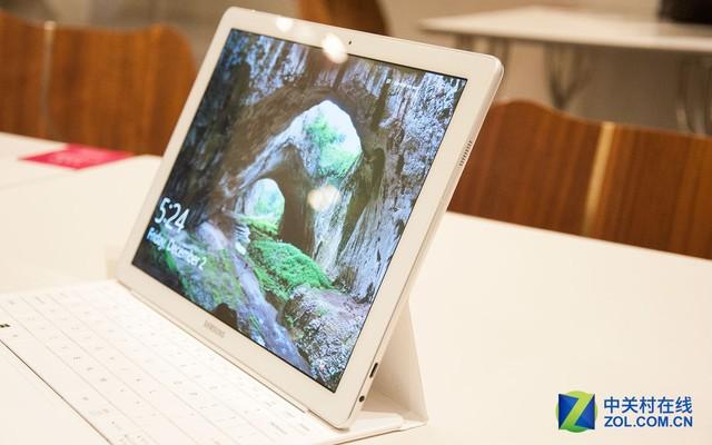 笔记本后继有人 三星Galaxy TabPro S评测