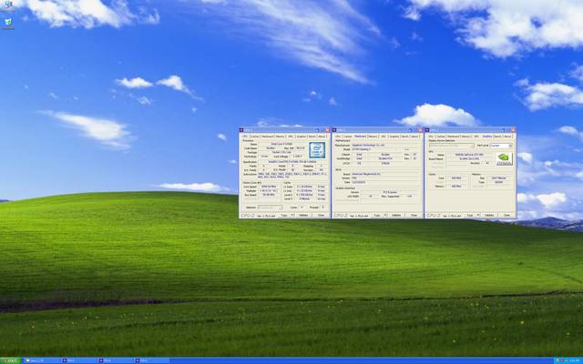 还记得那片蓝天白云吗?Z170安装XP尚否