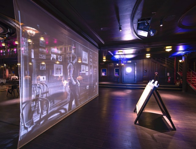 Vivitek(丽讯)投影机开启长江上的漂移剧场