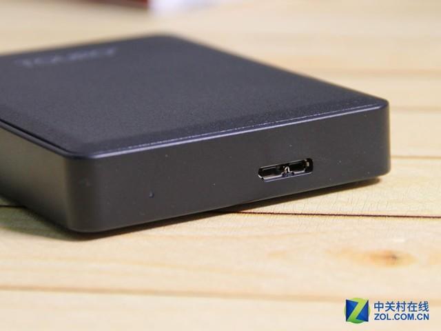 移动数据库 测HGST 3TB 2.5寸移动硬盘