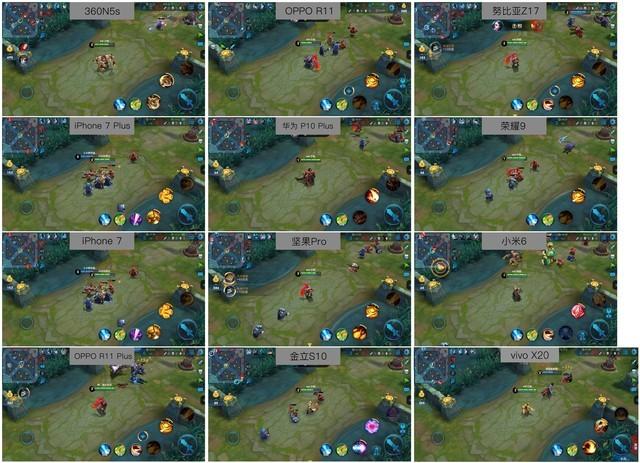 全面屏为游戏打了兴奋剂 唯独vivo抓住G点