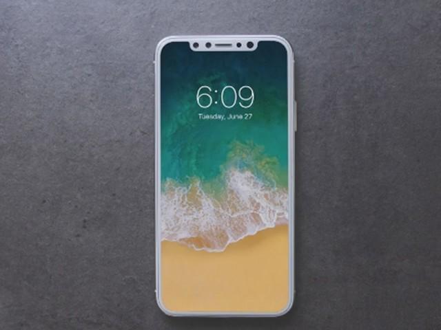 屏内指纹甭想了 iPhone 8将配Face ID
