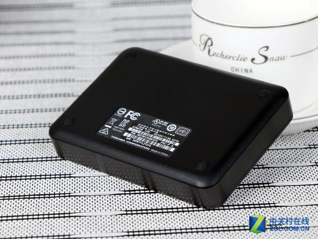 新旗舰新体验  东芝canvio移动硬盘首测