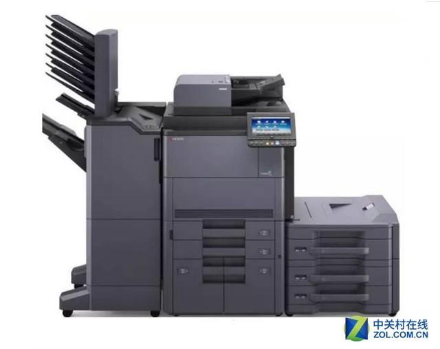 京瓷A3高速黑白及彩色数码复合机上市