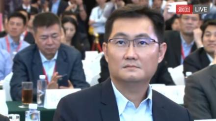 马化腾:腾讯人工智能技术落后百度