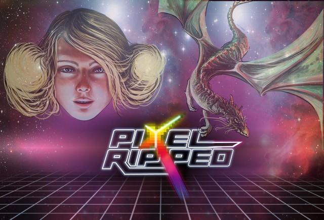 《Pixel Ripped 1989》怀旧VR游戏