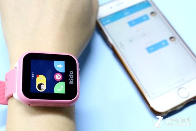 4G儿童手表新定义:KIDO Watch试用解析