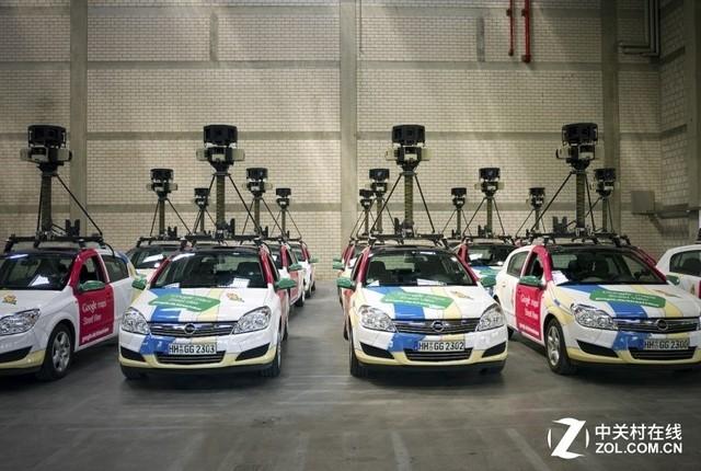 Google 8 年来首次升级街景相机 走向数字化现实