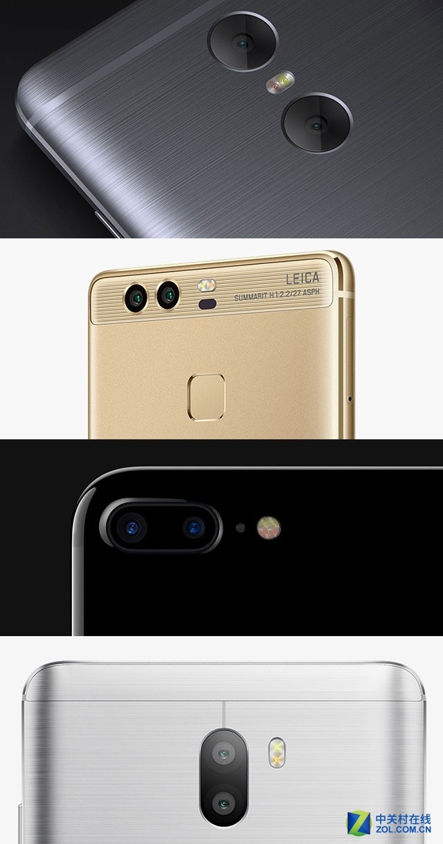1+1能否大于2? 手机双摄像头技术解析