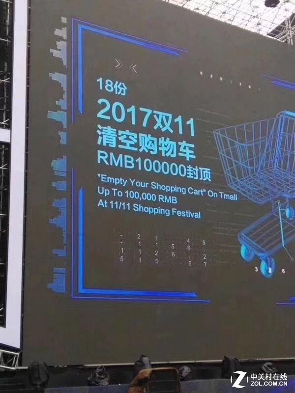 阿里年会奖品曝光:封顶10万清空购物车