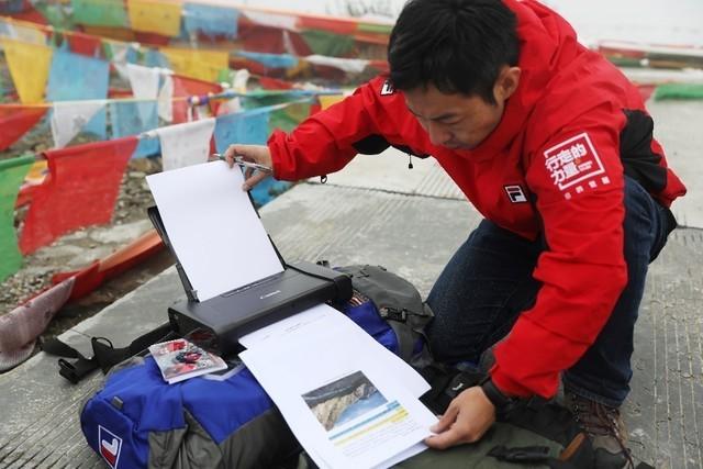 行走的力量 看佳能iP110如何穿越大西藏