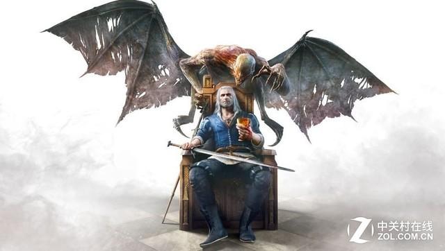 《巫师3狂猎》PS4 Pro版4K补丁即将到来