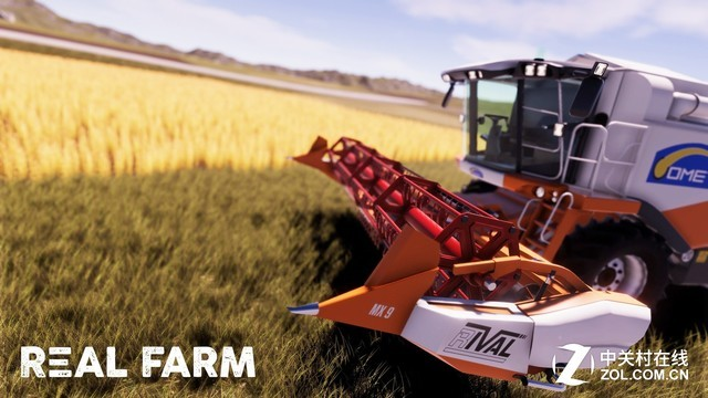 史上最逼真农场游戏:《真实农场》曝光