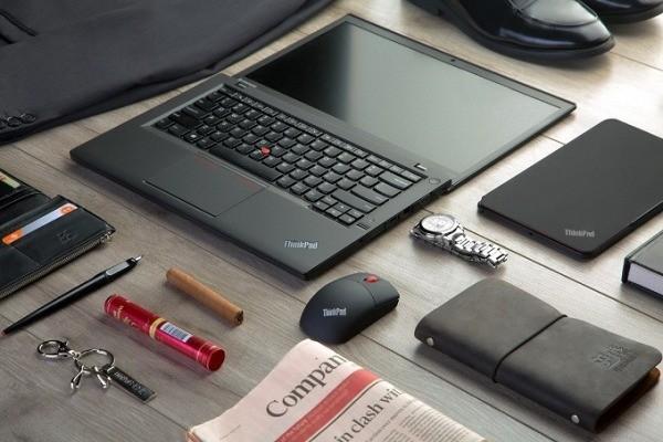 为什么工作的人一般都在用ThinkPad?