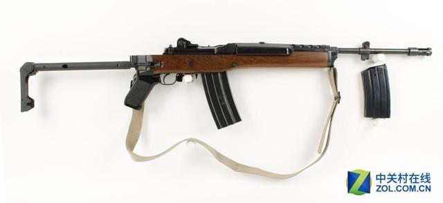 绝地求生新武器Mini-14公开 全图刷新