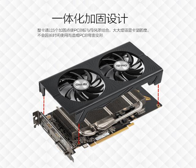 性能颜值兼顾 蓝宝石RX460非公显卡亮相