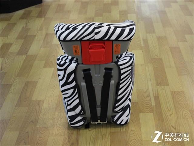 只为宝宝安全 鸿贝MXZ-EJ安全座椅仅480