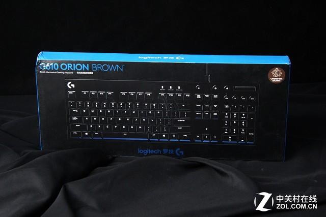 匠心精神!罗技G610原厂轴机械键盘评测