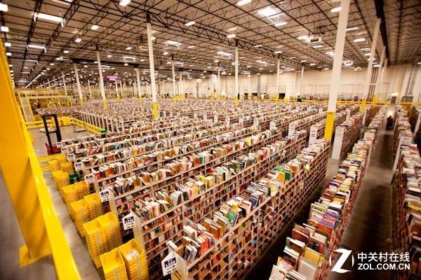 亚马逊 如何在十年内降低运输成本