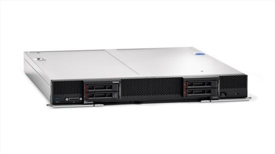 ThinkSystem SN850兼具高度灵活性与庞大容量
