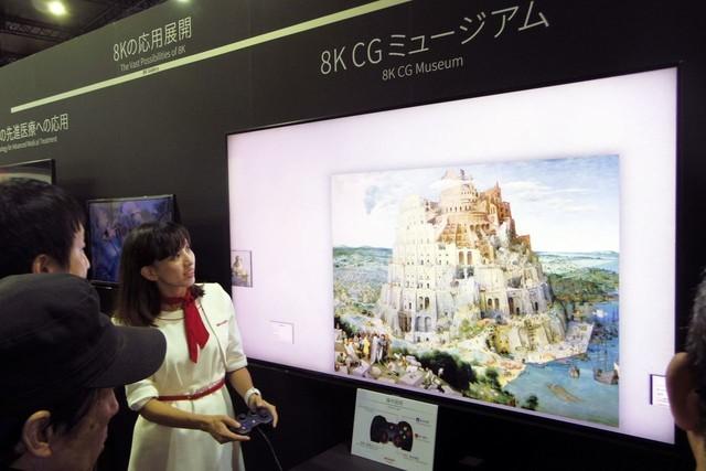 日本科技有多先进 看看这个展会就知道了